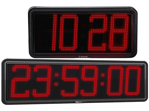 Large LED digital Clocks