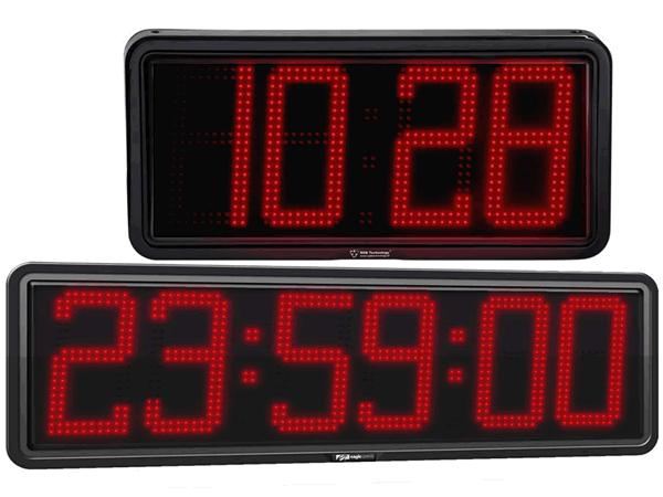 Large LED digital Clocks